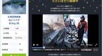 日本卸売市場、漁場・漁獲予測に(AI)人工知能やIoTで分析