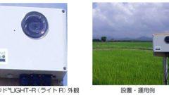 農業IoT「あぐりクラウドLight」 露地でも利用可能な耐候、防水性能を強化した新商品を追加