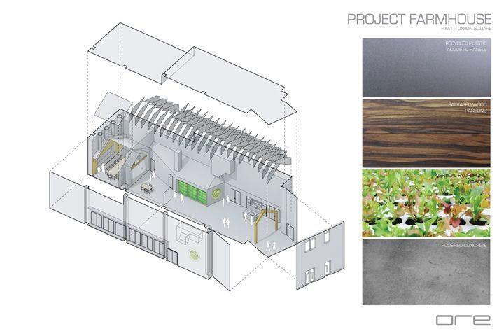 ニューヨークのNPO団体、植物工場を導入した地産地消・食育センターを建設