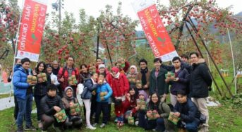日本旅行、長野県飯山市で訪日外国人向け農園「日本旅行ファーム」を開園