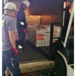 郵船ロジスティクス、ベトナム向けに日本産梨を海上・航空輸送