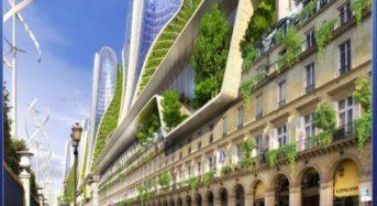 """エジプト、植物工場など最先端技術を導入した""""100億ドルの農業都市""""を再開発"""