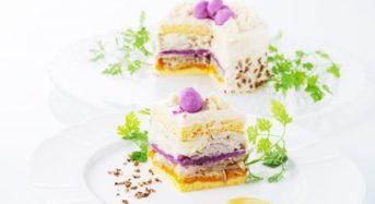和秀、デコレーションケーキのような「ベジデコサラダ」にビーガンタイプが新登場