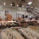 食品産業の動向と市場の存在意義 | ニューヨーク・新フルトン魚市場の見学を通して