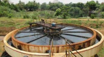 日吉、インドでJICA支援による生活排水処理の総合維持管理事業を実施
