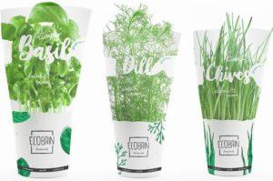 カナダのハーブ生産に特化した植物工場ベンチャー、商品ブランドの変更へ