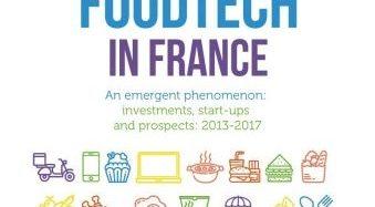 仏フードテックFood Tech市場の調査報告書。3年間でスタートアップ企業3倍