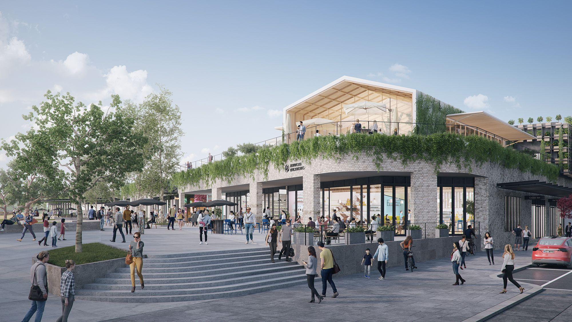 リアルな小売店舗の未来。植物工場・屋上菜園を導入したサステナブルなショッピングモールへ