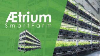 米国ベンチャーAEssense Grows社、植物工場による光源コスト・収量計算ソフトを開発