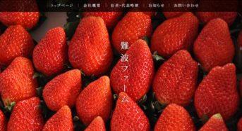 ファインシードの岡山県産いちご「晴れ娘」 ブランド強化のため、ちゅうぎん農業ファンドによる投資