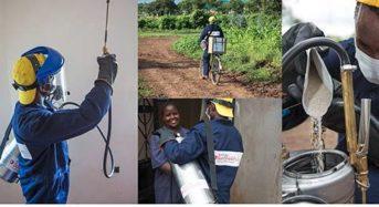 住友化学、世界農薬企業5社がマラリア撲滅のため研究開発・供給支援の共同声明を発表