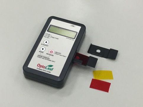 大成ファインケミカル、同時多点での日射量測定ができるフィルムと専用測定器を販売