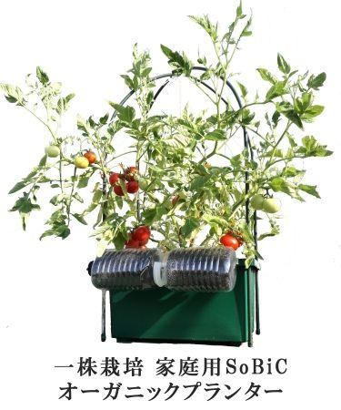 ネイチャーダイン、大規模生産に対応可能なオーガニック・プランター「SoBiC-PRO(ソビック プロ)」を販売