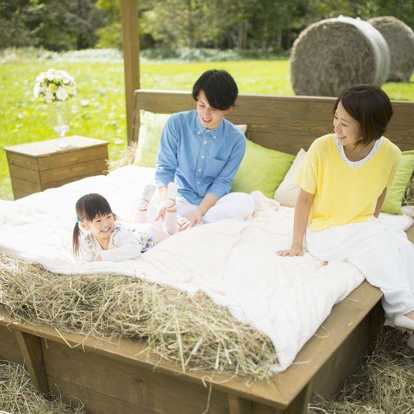 星野リゾート トマム、牧場をテーマにした屋外ラウンジを夏場限定にてオープン