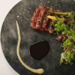 ミートエポック・明治大学が開発、発酵熟成肉製造技術「エイジングシート」を使った商品が関西にも