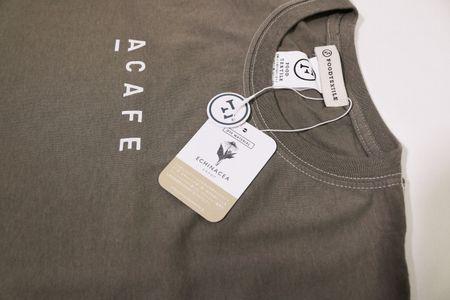豊島、ハーブやコーヒー豆など廃棄食材を染料利用。アダストリア「A CAFE」で採用