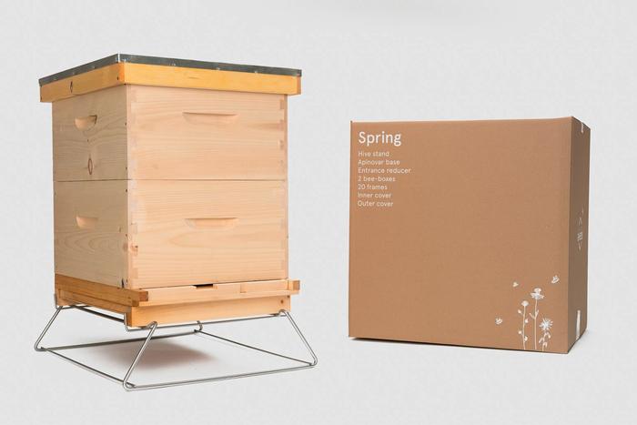 カナダ・ミシサガ市役所、都会の生物多様性を守るための養蜂プロジェクトを開始