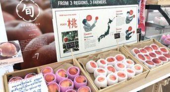 ポケットマルシェ、バンコクで農水産品の現地販売をプロデュース