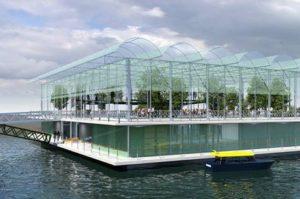 オランダ、畜産・植物工場を行う水上ファームの建設が本格化へ