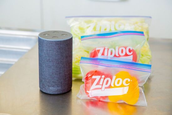 Amazon Alexa、サランラップ等を活用した野菜の冷凍保存テクニックを提供