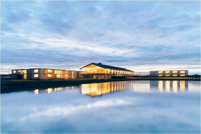 山形県鶴岡市、サイエンスパーク内に宿泊滞在施設「ショウナイホテル スイデンテラス」をオープン