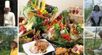 名古屋東急ホテル、期間限定にて愛知・岐阜・三重の食材を使ったブッフェを開催。植物工場レタスも採用