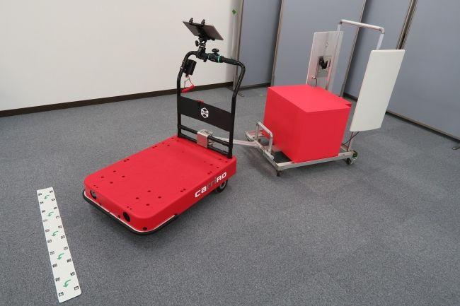 ZMPと凸版印刷、物流支援ロボットにRFID技術を融合。無人棚卸ソリューションの開発へ