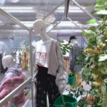 『SNIDEL THE FACTORY STORE』をラフォーレ原宿に限定オープン。農園とファッションの融合を表現