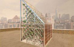 オランダ、都市生活にマッチした自家発電が可能な植物工場モジュールを開発