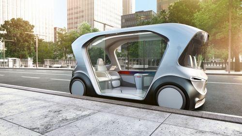 ボッシュ、CES国際家電ショーにて未来のモビリティやスマートホームを展示