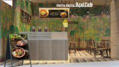 フルッタフルッタ「アサイーカフェ」を台北101に隣接する微風南山アトレにオープン