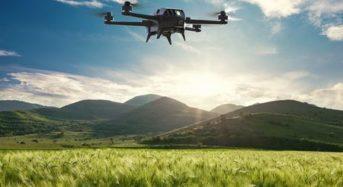 KMT、農業解析ドローン「Parrot Bluegrass Fields」の販売