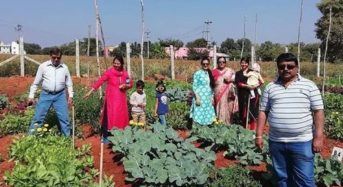 インドのシリコンバレー「バンガロール」貸農園マッチング・アプリを展開