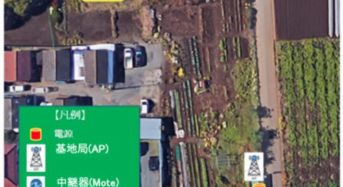 テクサーなど「立川レモンプロジェクト」事業での スマート農業実証実験への技術協力