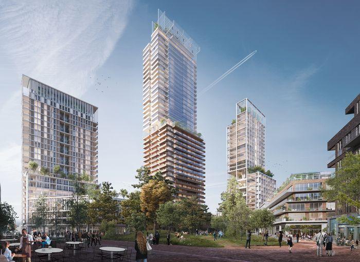 オランダ、植物工場など野菜の自給可能な高層タワーが建設