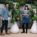 米国の有名女優がタワー型水耕キットを販売。多忙な生活にも自家栽培・料理するライフスタイルの提案