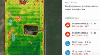イスラエルのアグテックTaranis社、世界の農業ビッグデータを独占できるか?!