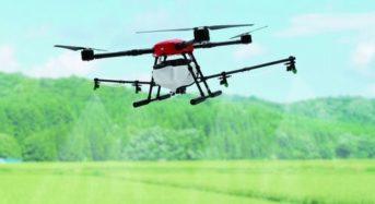 FLIGHTS、自社オリジナルの農薬散布ドローンを開発。100万円以下の低価格を実現