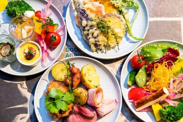 国際的なスポーツ大会の食品調達基準GAP認証食材使用『グランイート銀座』をオープン