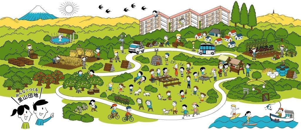 """神奈川県住宅供給公社、団地に住んで、""""農""""で地域を活性化。アグリサポーター制度始動"""