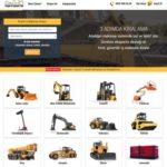 ヤンマー、トルコにおける建機シェアリングサービス「MakinaGetir」を本格的に運用開始