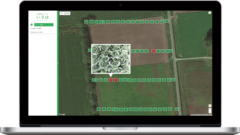井関農機株式会社による葉色解析クラウドサービス「いろは」の取扱開始