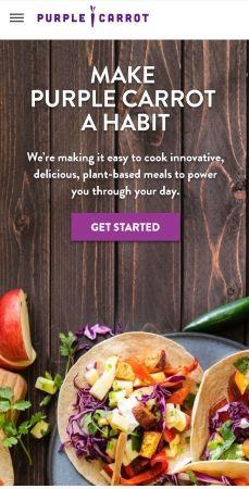 オイシックス・ラ・大地、米国のビーガン食のミールキット宅配「Purple Carrot」を子会社化。25年には90億ドルの世界市場を狙う