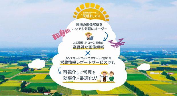 国際航業、営農支援サービス「天晴れ」が井関農機と協業。水稲作のスマート農業化を加速