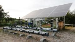 ネイチャーダイン、太陽光発電にて空気中から水を抽出。究極のフードセキュリティを実現する農業生産システムを提案