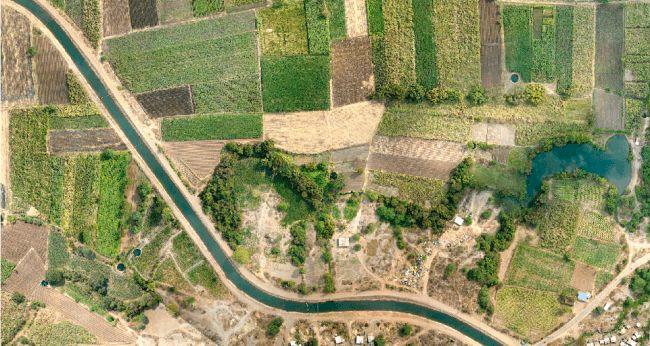 テラドローン、インド・マハラシュトラ州の大規模測量を実施。農業用水の税金未納を解決へ