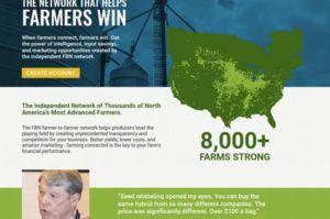 伊藤忠、北米農業プラットフォームを構築する注目ベンチャーFarmer's Business Network社に出資