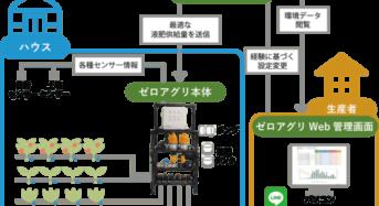 AI潅水施肥ロボットのゼロアグリ、福岡市「アグリテック」実証実験に採択。あまおう・イチゴの若手生産者を支援