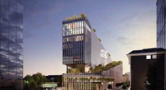 ミラノ都市部で自然に囲まれたオフィス空間を実現。ハイテク企業や研究者のハブ施設へリニューアル