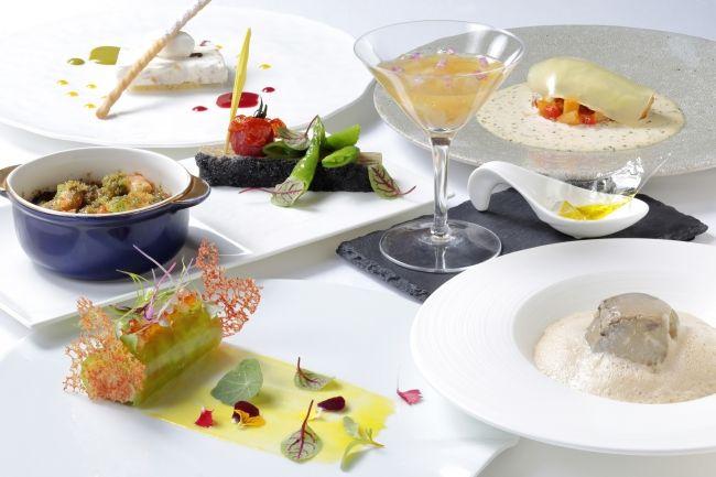 リーガロイヤルホテル京都、タキイ種苗の機能性野菜「ファイトリッチ」を使用したコース料理を限定販売